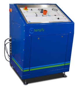 WPA workshop pressure test system Itensify